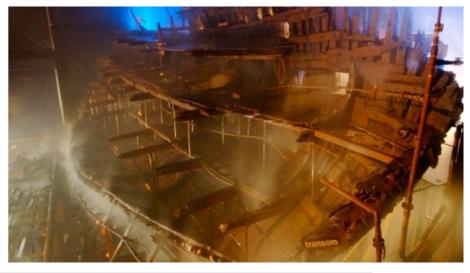 Recuperando los restos del buque insignia de los Tudor, el HMS Mary Rose, con un ambicioso proyecto de iniciativa privada de 35 millones de libras esterlinas