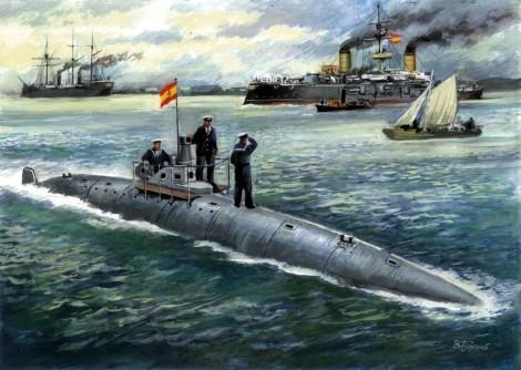 submarino isaac peral foro naval