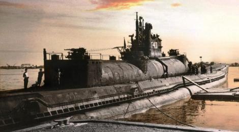 Los SUBMARINOS I-400