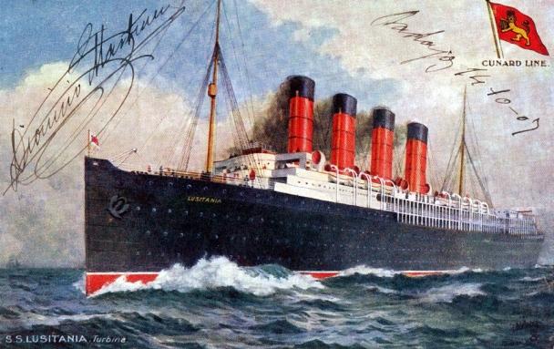 1SS Lusitania1