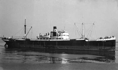 El carguero Ita (ex Titán)