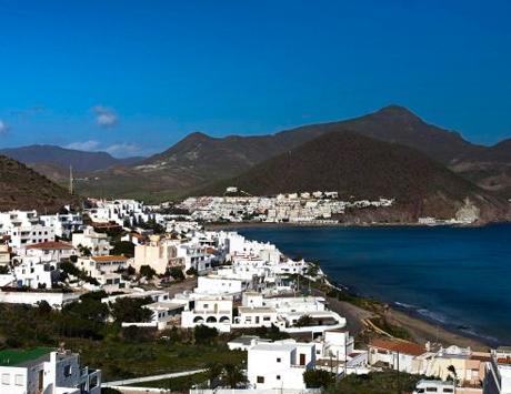 San José, en cabo de Gata, Almería