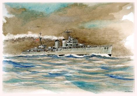 Crucero ligero Libertad