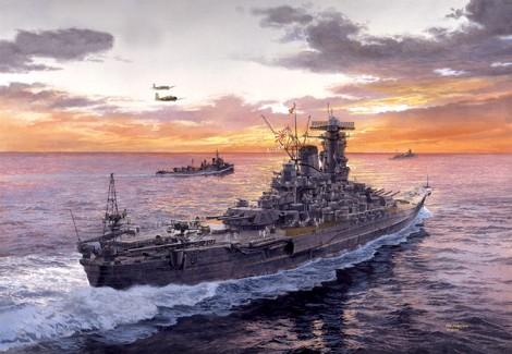 Acorazado Yamato