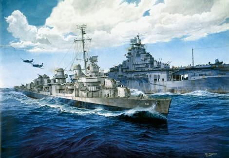 Destructor USS Kidd