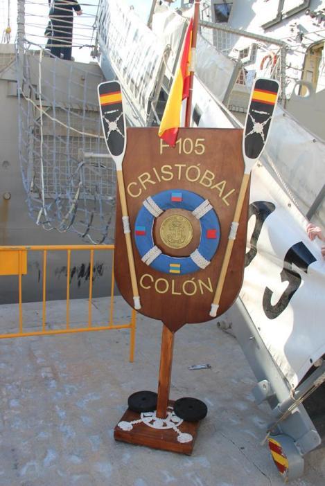 Fragata Cristóbal Colón F-105 Foro Naval (31)
