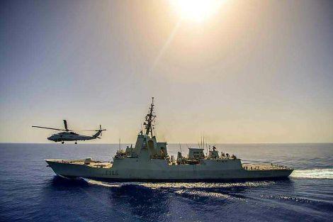 Fragata Cristóbal Colón Foro Naval