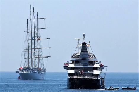Cruiser SeaDreams I Puerto Banús (4)