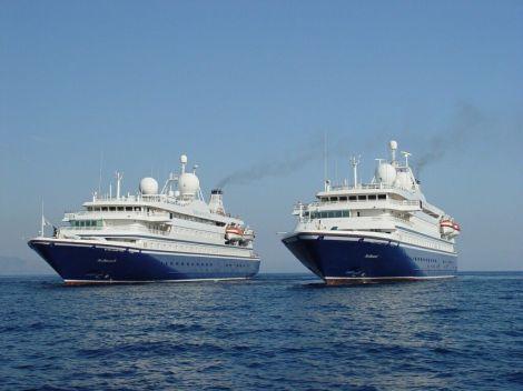 Cruisers SeaDreams I & II