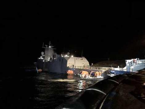 control de daños fragata noruega hnoms helge ingstad (f-313) (17)
