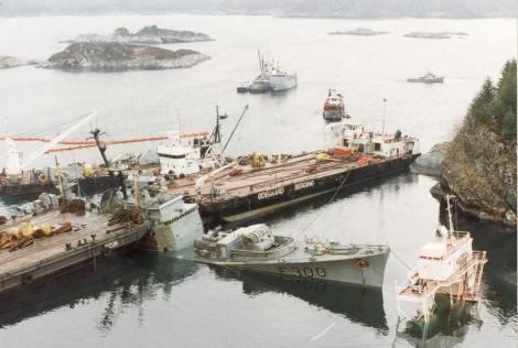 control de daños fragata noruega hnoms helge ingstad (f-313) (35)