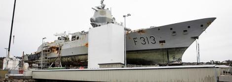 fragata noruega helge ingstad f313 naufragio abordaje salvamento foro naval