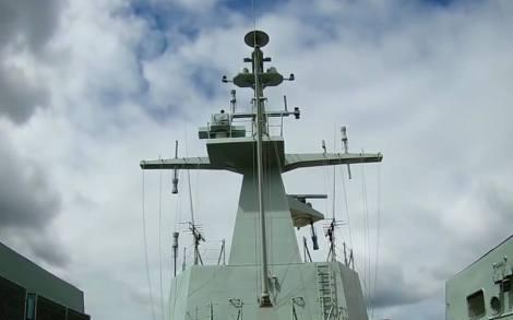 BAM Foro Naval Mástil