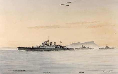 Gibraltar Foro Naval 001