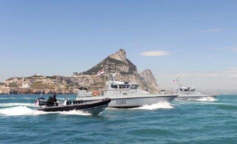 Gibraltar Patrol Boat Squadron.