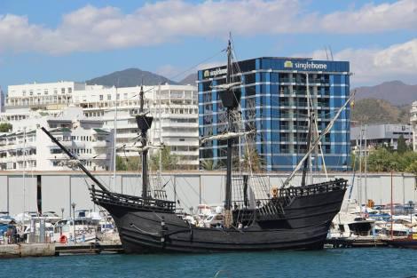 Magallanes Elcano Nao Victoria Marbella Sanlucar Barrameda Foro Naval (1)