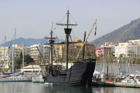 Magallanes Elcano Nao Victoria Marbella Sanlucar Barrameda Foro Naval (14)