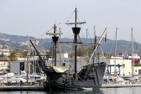 Magallanes Elcano Nao Victoria Marbella Sanlucar Barrameda Foro Naval (18)