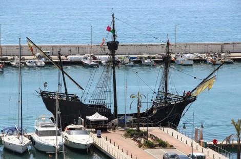 magallanes elcano nao victoria marbella sanlucar barrameda foro naval