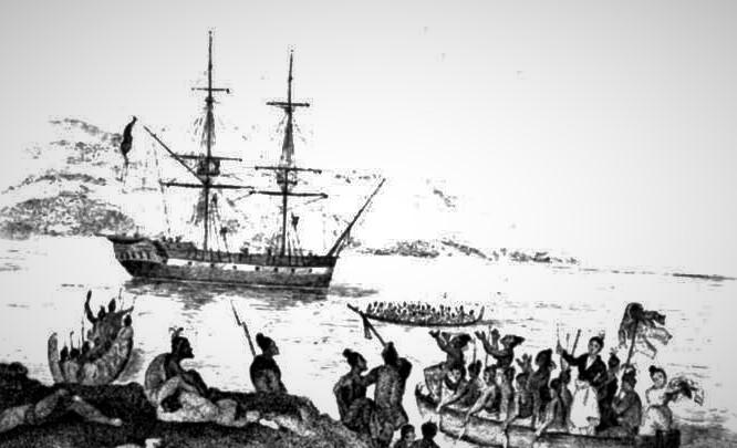 Maori Paniora Nueva Zelanda España Foro Naval (0)