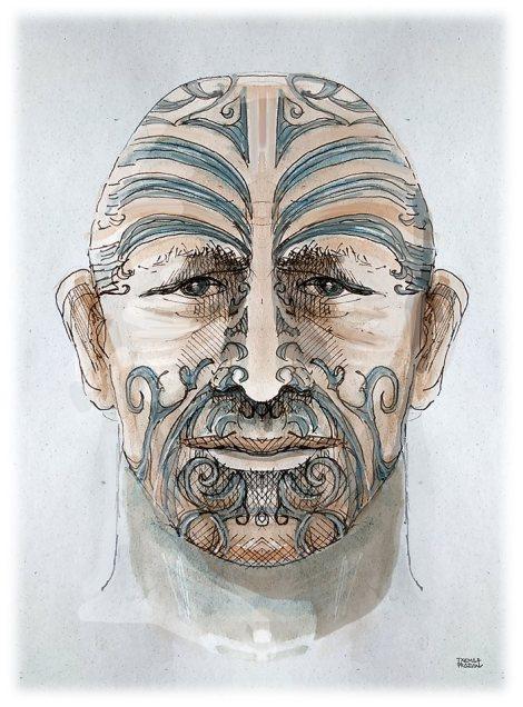 Maori Paniora Nueva Zelanda España Foro Naval (2)