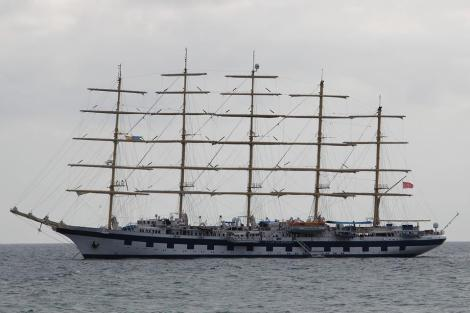 Crucero Velero Royal Clipper LyingP Foro Naval (03)