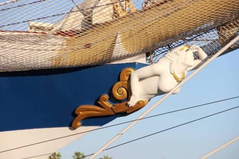 Crucero Velero Royal Clipper LyingP Foro Naval (04) mascaron