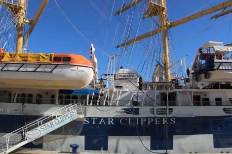 Crucero Velero Royal Clipper LyingP Foro Naval (05)