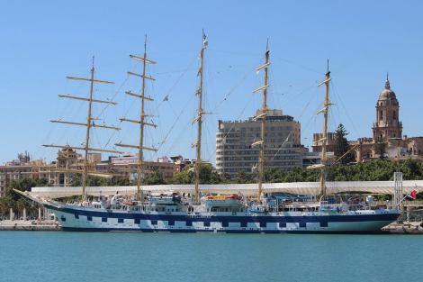 Crucero Velero Royal Clipper LyingP Foro Naval (09)