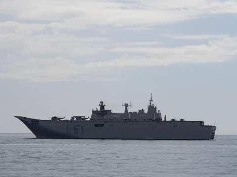 galeon andalucia fundacion nao victoria buque proyeccion estrategica lhd juan carlos i armada española quinta escuadrilla floan foro naval (2)