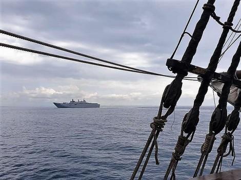 galeon andalucia fundacion nao victoria buque proyeccion estrategica lhd juan carlos i armada española quinta escuadrilla floan foro naval (3)