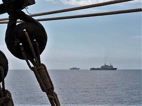galeon andalucia fundacion nao victoria buque proyeccion estrategica lhd juan carlos i armada española quinta escuadrilla floan foro naval (5)