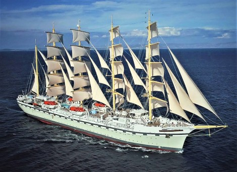 Flying Clipper Tall Ship Cruise Foro Naval
