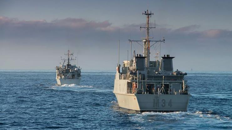 Cazaminas turia mcm m34 foro naval