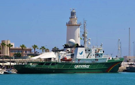 GREENPEACE RAINBOW WARRIOR ARCTIC SUNRISE ESPERANZA (3)