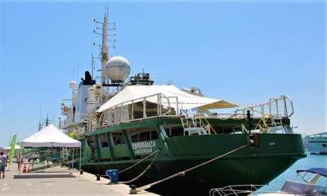 GREENPEACE RAINBOW WARRIOR ARCTIC SUNRISE ESPERANZA (4)