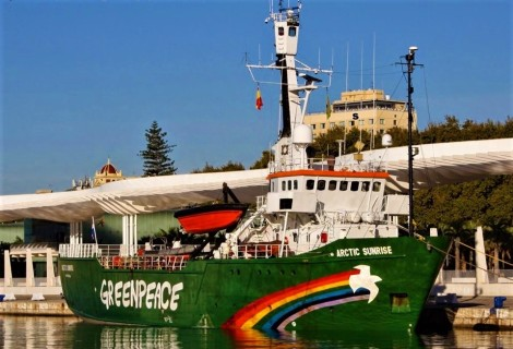 GREENPEACE RAINBOW WARRIOR ARCTIC SUNRISE ESPERANZA (7)