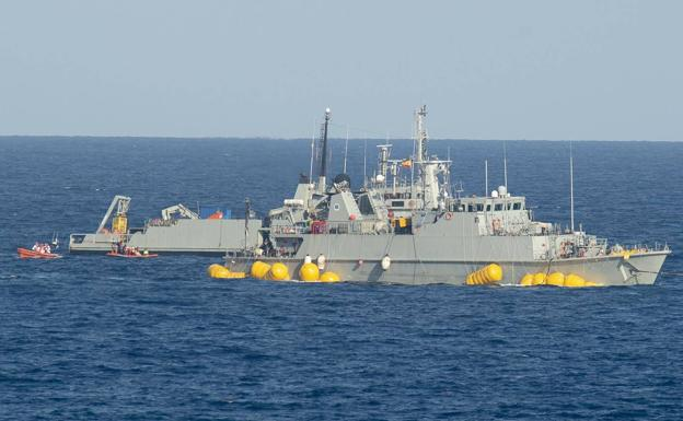 mcm cazaminas turia m34 foro naval