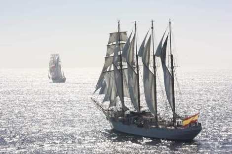 foro naval juan sebastian de elcano esmeralda