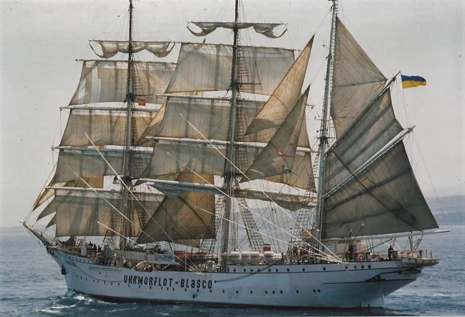 Gorch Fock I Tovariscch tovarisc foro naval 1