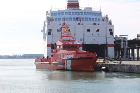Guardamar Caliope Salvamento Maritimo Foro Naval