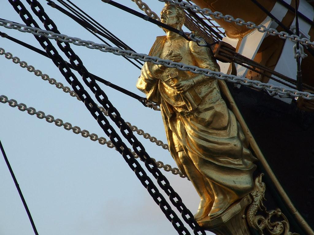 nave scuola Cristoforo colombo buque escuela amerigo vespucci foro naval (29)