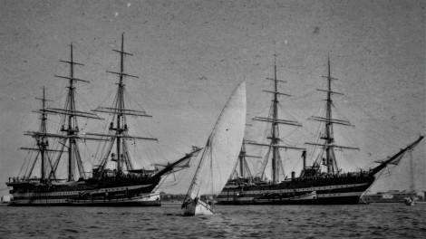 nave scuola Cristoforo colombo buque escuela amerigo vespucci foro naval (40)