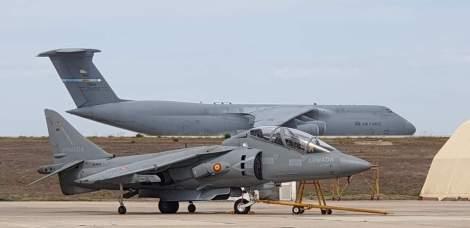 Foro Naval C5 Galaxy USAF Base Rota