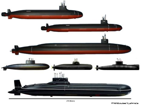 submarinesizecomparision