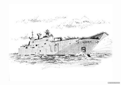 Proyección Estratégica (y mucho más) en la Armada Española (00)