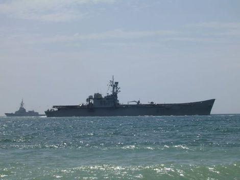 Proyección Estratégica (y mucho más) en la Armada Española (2)