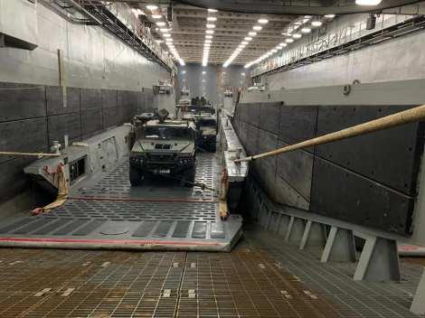Proyección Estratégica (y mucho más) en la Armada Española (23)