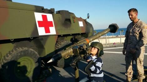 Proyección Estratégica (y mucho más) en la Armada Española (5)