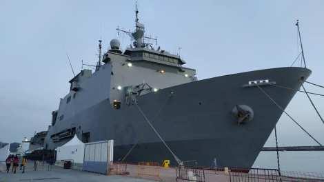 Proyección Estratégica (y mucho más) en la Armada Española (50) (L52)